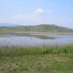 Comuna Balta - Acumularea care dă numele comunei